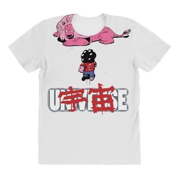 akira universe All Over Women's T-shirt