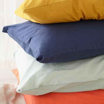 Assembly Home Solid Pillowcase Set | Urban Outfitters