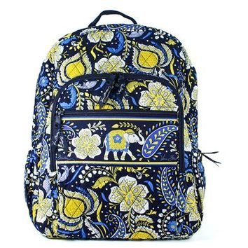 Vera Bradley Campus Backpack (Ellie Blue)