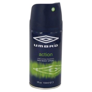 Umbro Action by Umbro Deo Body Spray 5 oz