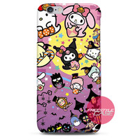 Hallowen Sanrio Kawaii iPhone Case 3, 4, 5, 6 Cover