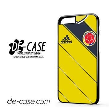 Colombia Soccer Jersey For Iphone 6 Iphone 6S Iphone 6 Plus Iphone 6S Plus Case Phone