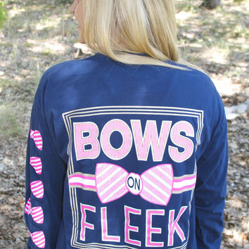 Jadelynn Brooke: Bows on Fleek Long Sleeve