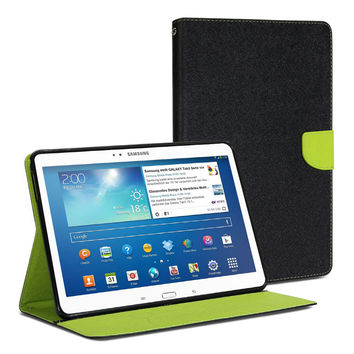 Wallet Case Classic for Samsung Galaxy Tab 3 10.1