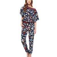 Regal Seraphine Fl Seraphine Floral Romper by Juicy Couture,
