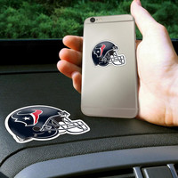 Houston Texans NFL Get a Grip Cell Phone Grip Accessory
