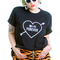 Wifi Forever Tee