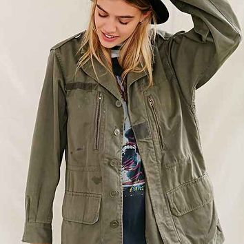 Urban Renewal Vintage French Surplus Jacket