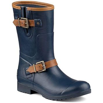 WOMENS SPERRY WALKER RAIN BOOTS