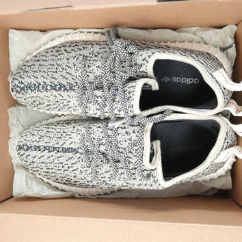 New Yeezy boost 350 gray Adidas x Kanye West  turtle dove