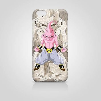 Majin Buu Dragonball Cases for iPhone 4/4s iPhone 5/5s iPhone 5c iPhone 6/6plus 3D Hardshell