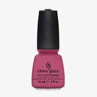 China Glaze Life Is Rosy Nail Polish (Avant Garden Collection)