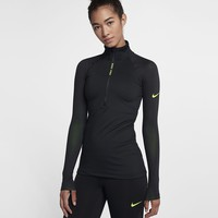 Nike Pro HyperWarm Women's Long Sleeve Training Top. Nike.com
