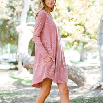 Autumn Dust Dress