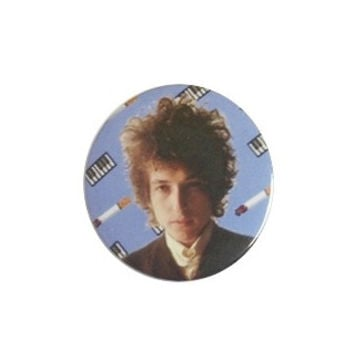 Bob Dylan Button