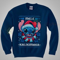 Lilo Stitch Disney Christmas Sweater - Mpcteehouse