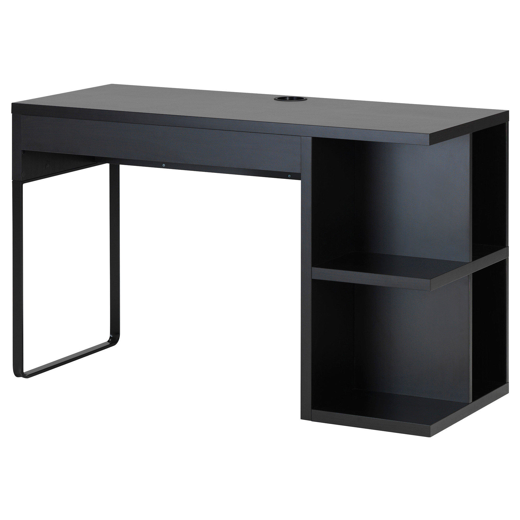 Micke desk with integrated storage from ikea wishlist for Mobile computer ikea