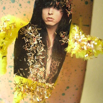 The Tom Keifer's Gypsy Road Will Take Him Home to You Ornament