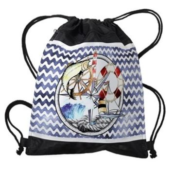Drawstring Bag> Boating> SB Design