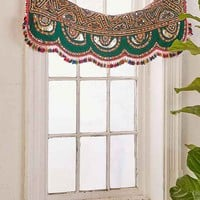 One-Of-A-Kind Window Valance