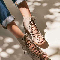 Jeffrey Campbell Cors Lace-Up Heel | Urban Outfitters
