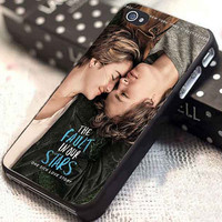 The Fault in Our Stars customized for iphone 4/4s/5/5s/5c, samsung galaxy s3/s4, and ipod touch 4/5