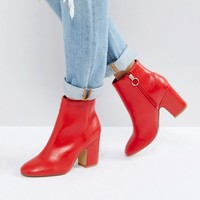 Pimkie Heeled Boots at asos.com