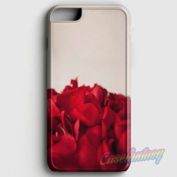 Pile Of Red Rose iPhone 8 Plus Case | casefantasy
