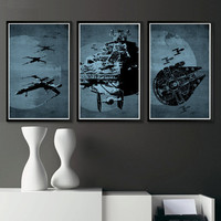 Star Wars 11X17 Poster Set