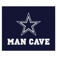 Dallas Cowboys NFL Man Cave Tailgater Floor Mat (60in x 72in)