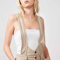 BDG Suspender Drop Overall - Urban Outfitters