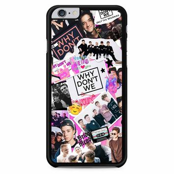 Why Dont We Collage iPhone 6 Plus / 6S Plus Case