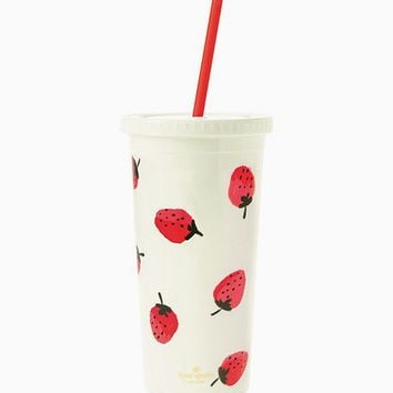 Strawberries Insulated Tumbler