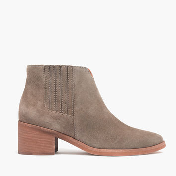 The Joni Boot in Suede