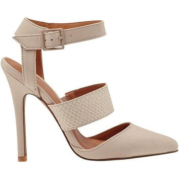 Love Potion Heels - Nude