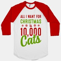 All I want for christmas is 10,000 Cats!