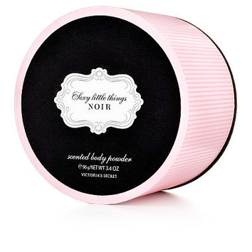 Noir Scented Body Powder - Sexy Little Things - Victoria's Secret