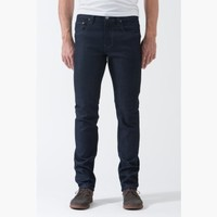 {Spring St.} Skinny Raw Jeans in Blue Steel