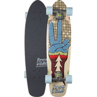 Freeride Skateboards High Rise 28 Skateboard Multi One Size For Men 22473395701