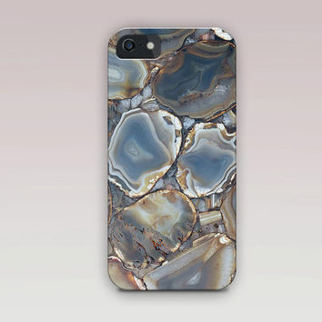 Gemstone Texture Printed Phone Case For - iPhone 6 Case - iPhone 5 Case - iPhone 4 Case - Samsung S4 Case