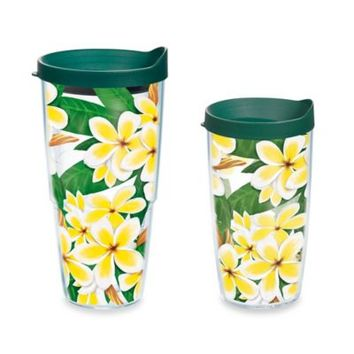 Tervis® Plumeria Wrap Tumbler with Lid