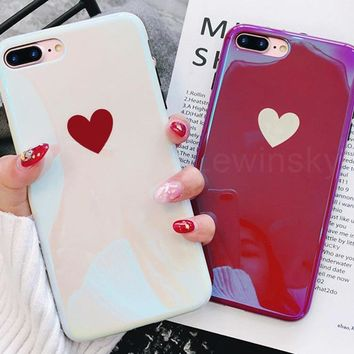 Love Dynamic Phone Cover for iPhone