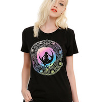 Sailor Moon Crystal Ombre Icon Girls T-Shirt