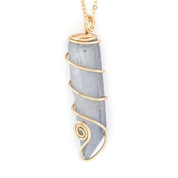 Phoebe Stone Pendant Necklace