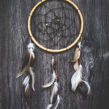 "Dream catcher 7"", dreamcatcher, medium dreamcatcher, Indian dream catcher, ethnic home decor, wall decor for bedroom, original wall hangings"