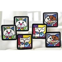 Seldom Seen Gallery - Coasters By Britto
