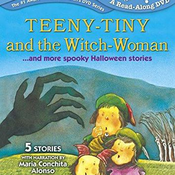 Animation & Maria Conchita Alonso & Scholastic-Teeny Tiny and the Witch Woman . . . and more spooky Halloween stories