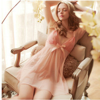 Hot Deal Cute On Sale Lace Sleepwear Butterfly Sexy Ladies Exotic Lingerie [6595946563]