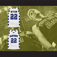 Lucas Scott 22 One Tree Hill Ravens Basketball Jersey Stitch Sewn