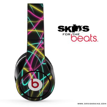 Strobe Light Laser Skin for the Beats by Dre
